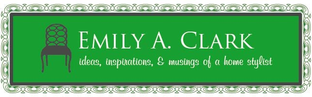 Comfort Works   Featured on Emily A. Clark Home Stylist Blog