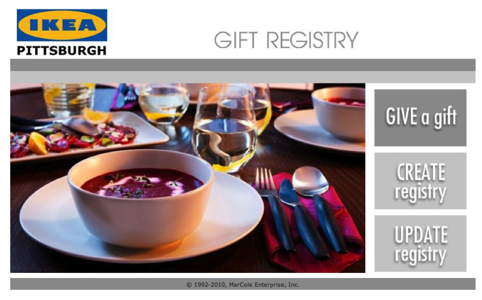 Should australia settle for ikea gift cards only for Ikea pittsburgh pennsylvanie