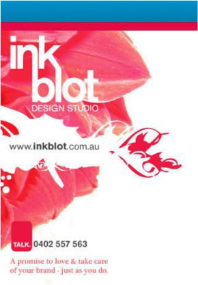 [Guest Blogger] Leah Klugt of Inkblot Design Studio