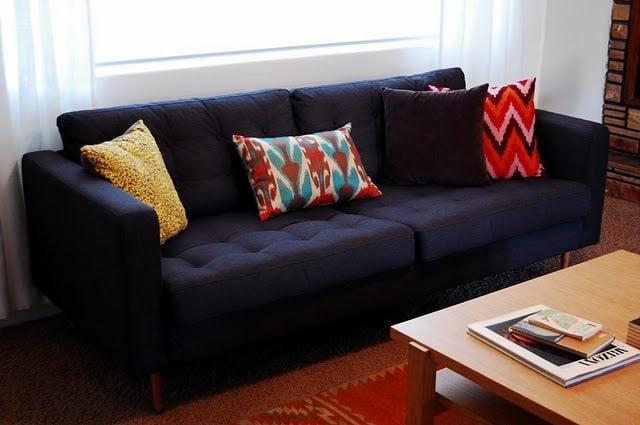 ikea karlstad sofa range comfort works. Black Bedroom Furniture Sets. Home Design Ideas