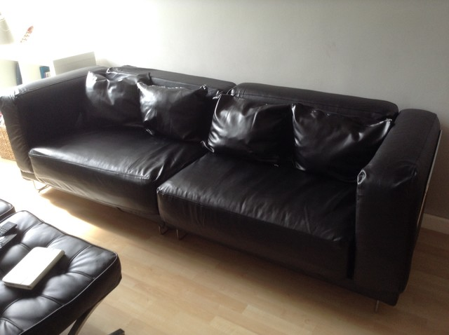 Want To See Your Ikea Sofa In Full Leather Comfort