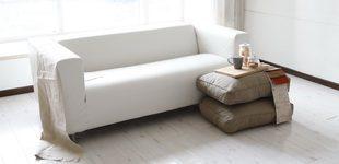 Housses en cuir pour le canapé Klippan d'IKEA