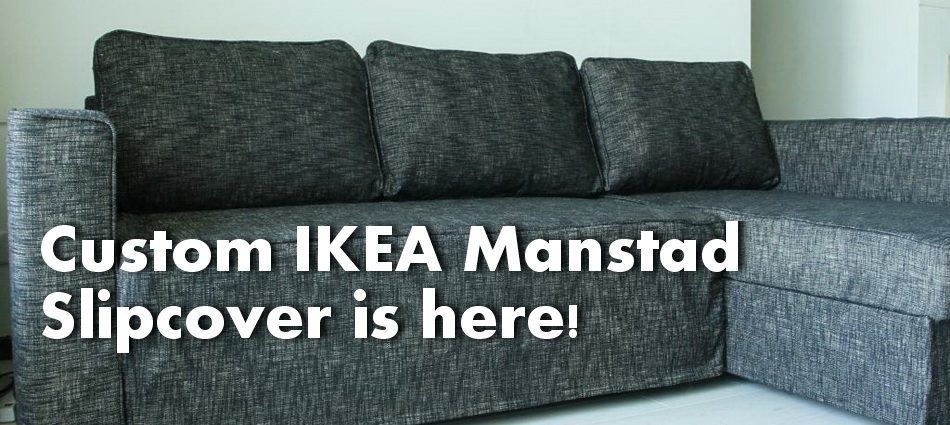 Manstad Sofa Bed Snug Fit Cover From Comfort Works