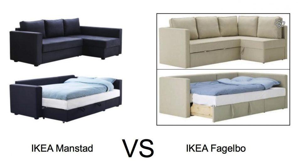 sleeper sofa by england