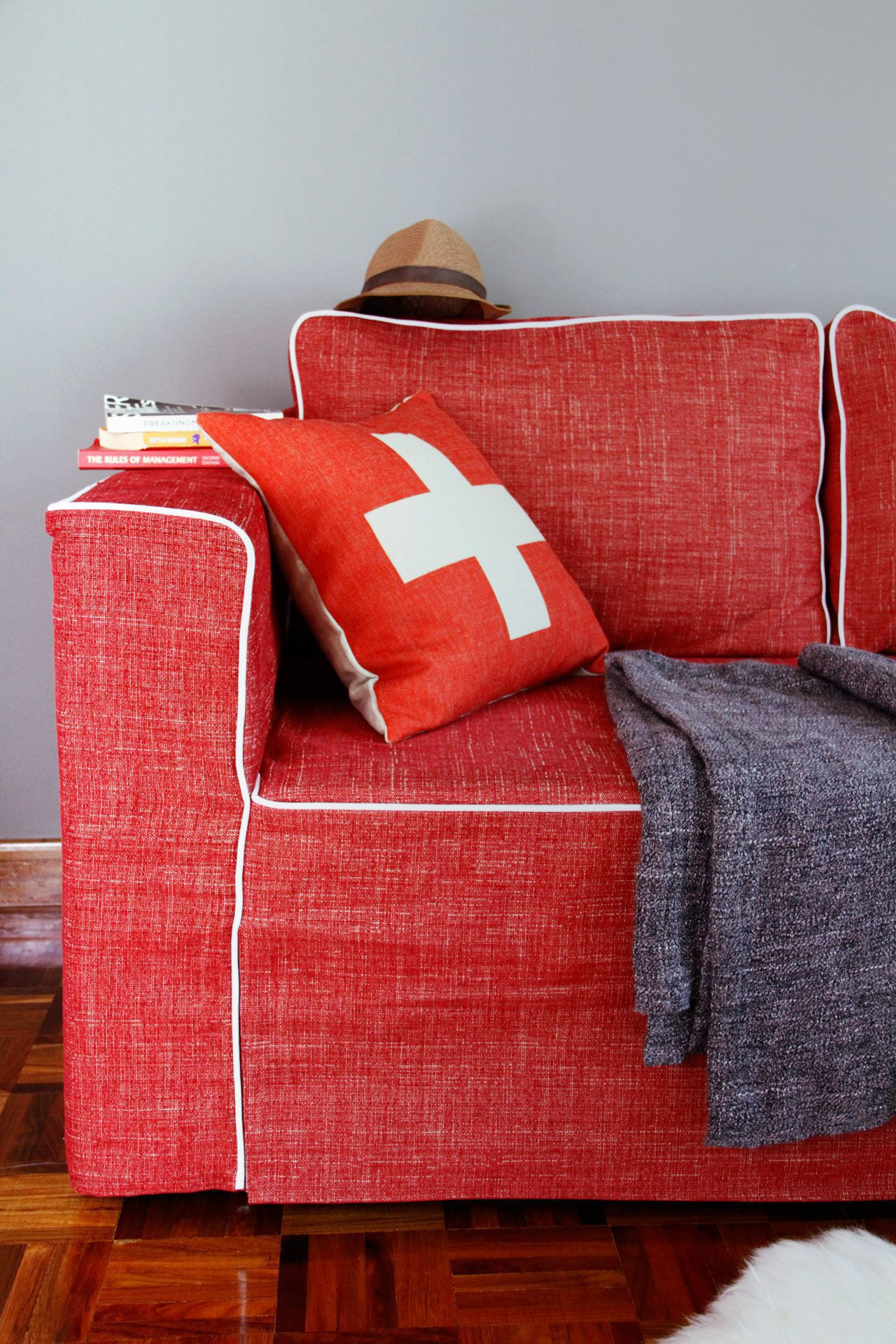 11 Ways your IKEA Sofa can look a Million Bucks