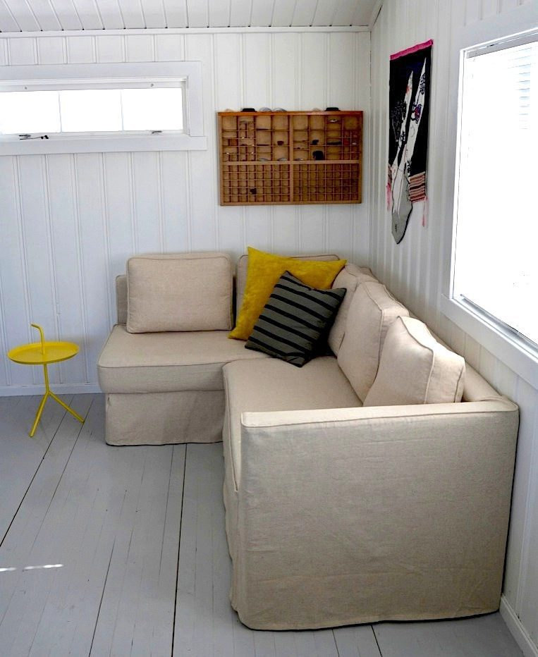 Ikea Bett Quietscht Was Tun ~ IKEA Fagelbo Sofa Bed Slipcovers from Comfort Works is now available