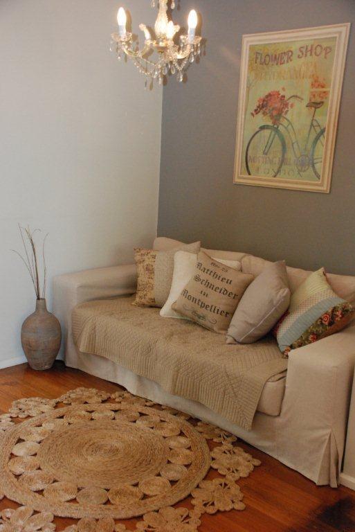 Prima e dopo della fodere per divano NON-IKEA di Shonah Tomkins'