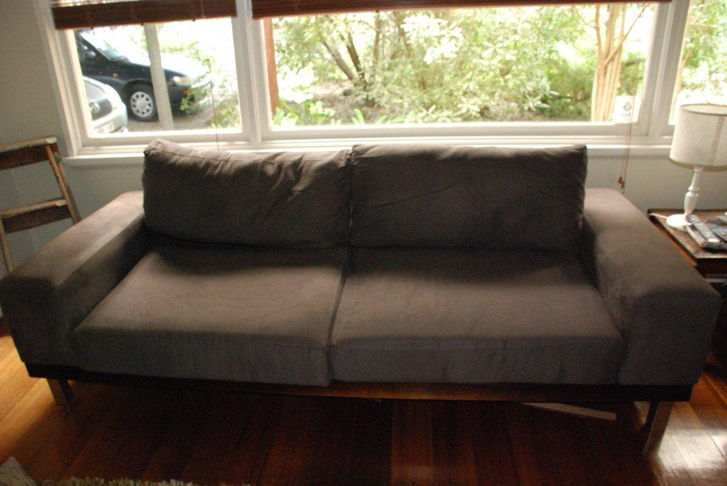 before after non ikea sofa slipcover of shonah tomkins