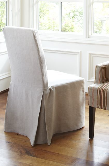 Custom IKEA Dining Chair Cover now available via Comfort Works