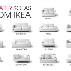 fantastische ikea sofa schonbezug comfort works custom slipcovers. Black Bedroom Furniture Sets. Home Design Ideas