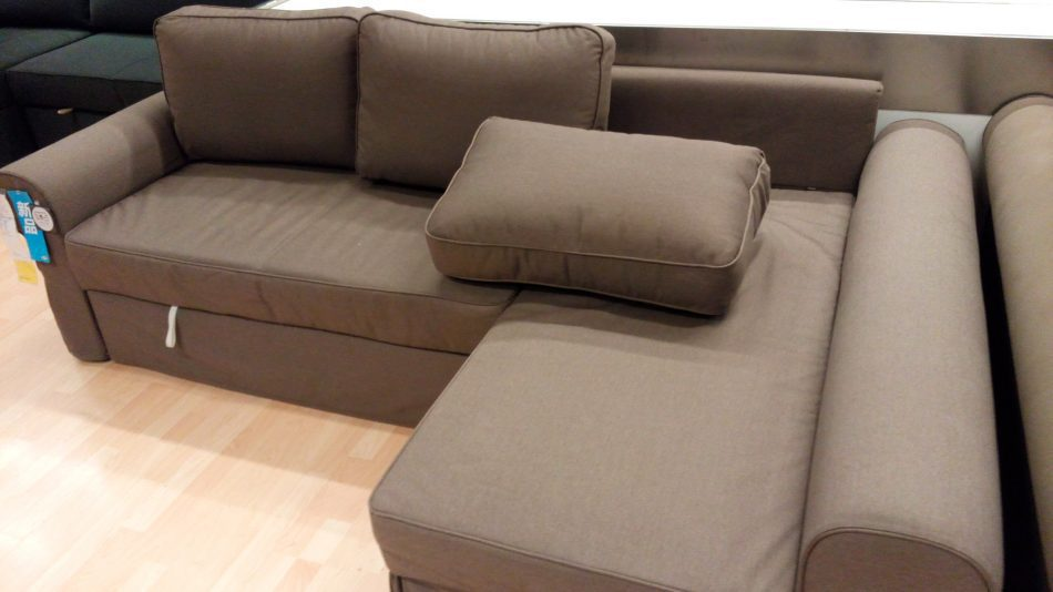 IKEA Backabro Sofa bed with Chaise