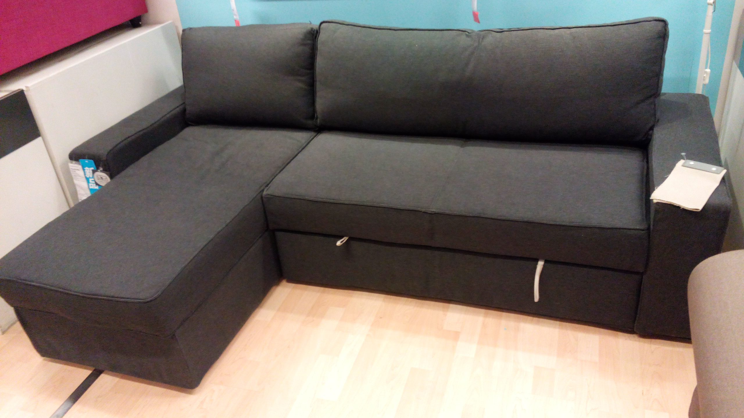 IKEA Vilasund and Backabro Review Return of the Sofa Bed Clones