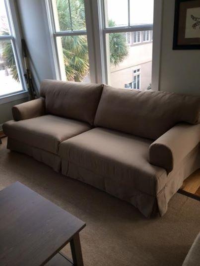 Ikea hovas sofa for Ikea sofa slipcovers discontinued