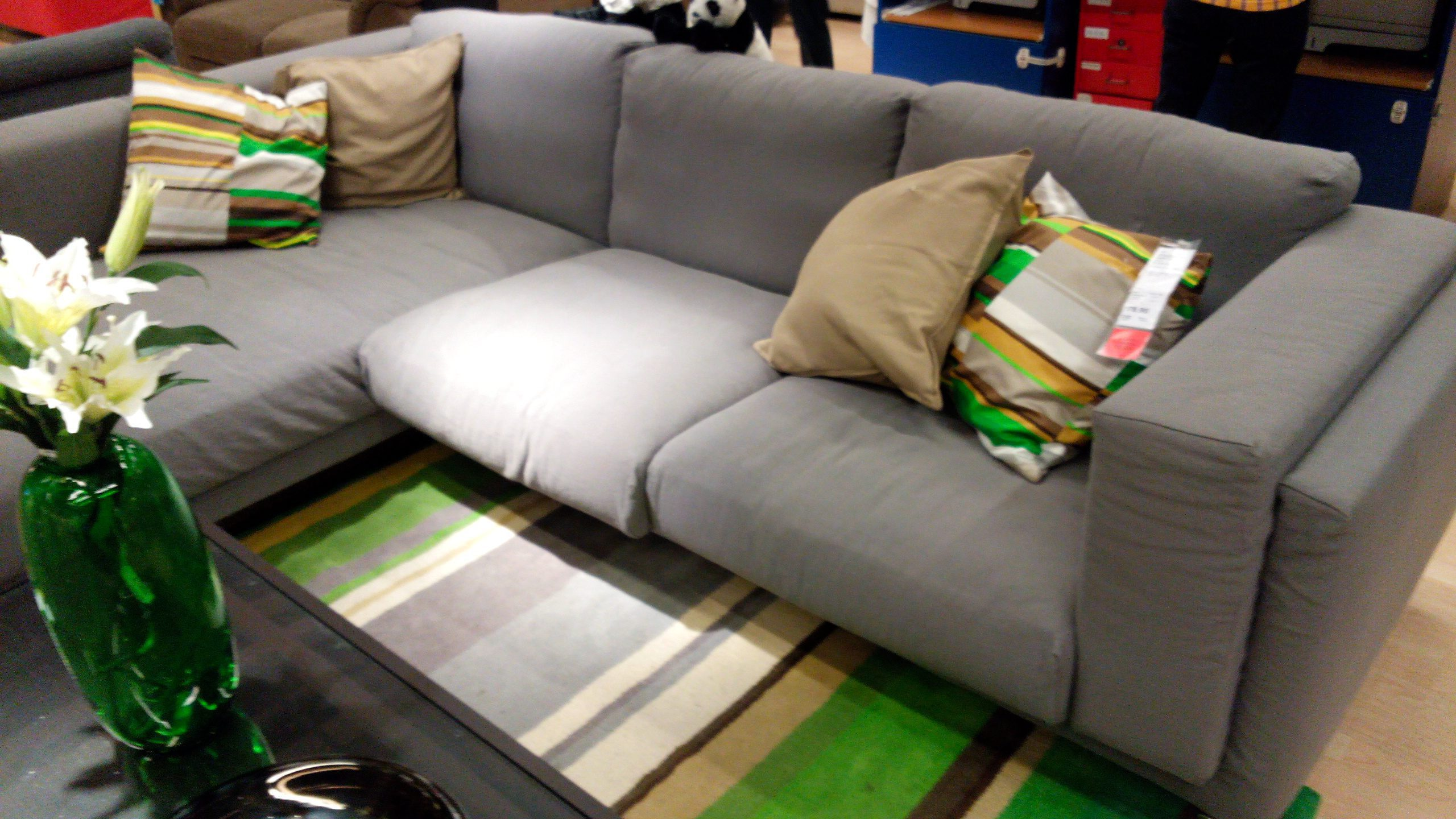 CANAPÉ NOCKEBY IKEA : DESCRIPTION, AVIS ET COMMENTAIRES