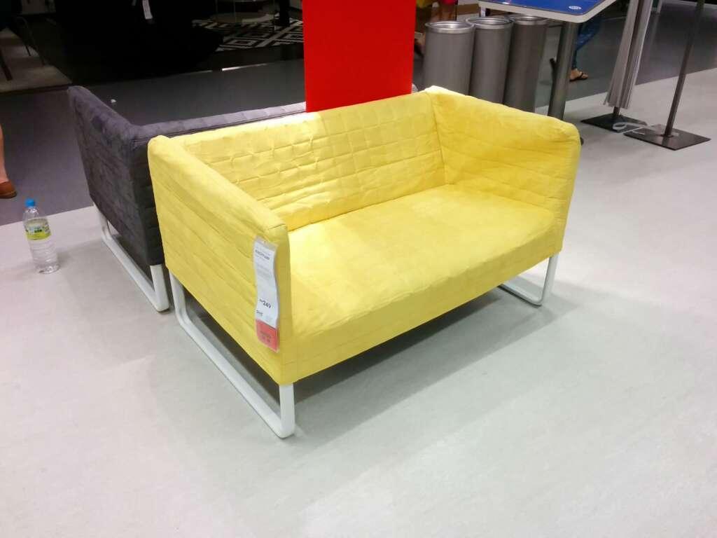 Super Budget Sofas Ikea Knopparp Klobo And Solsta Review