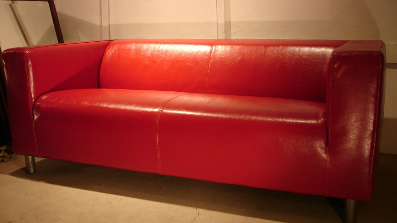 Come riparare il mio divano Klippan in pelle: le fodere sostitutive funzioneranno?