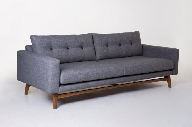 Different Couch Styles retrofied: 4 different tufting styles for your sofa!