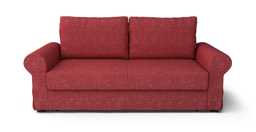 Charmant BRO3_L132 11_Backabro Sofa Bed Slipcover_Nomad Red