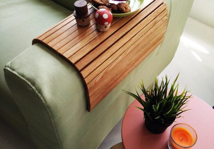 Des Protecteurs d'Accoudoirs Comfort Works pour votre Canapé