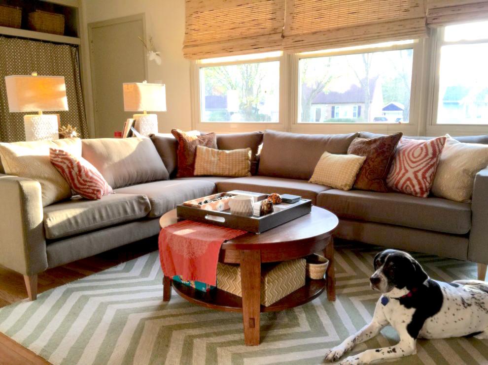 Karlstad Sofa mit Comfort Works Bezug