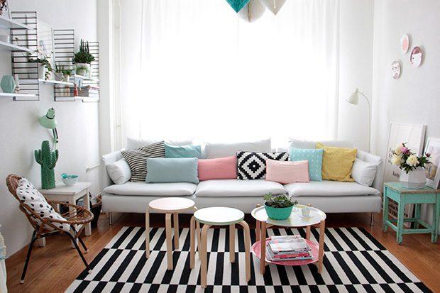 IKEA Söderhamn Sofa Rezension: Eine elegante Lösung?