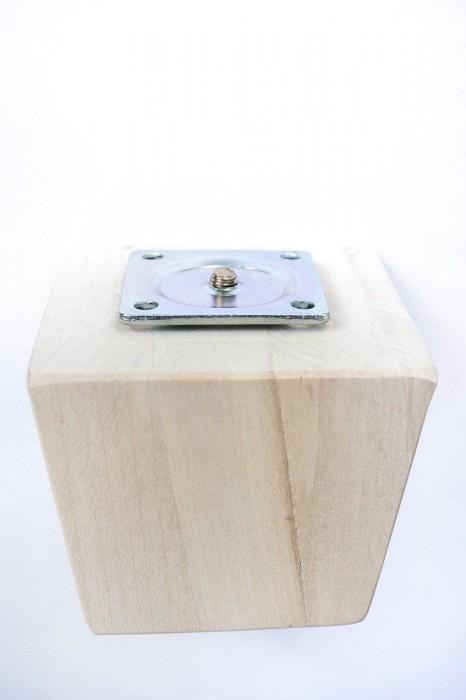 furniture attachment plate