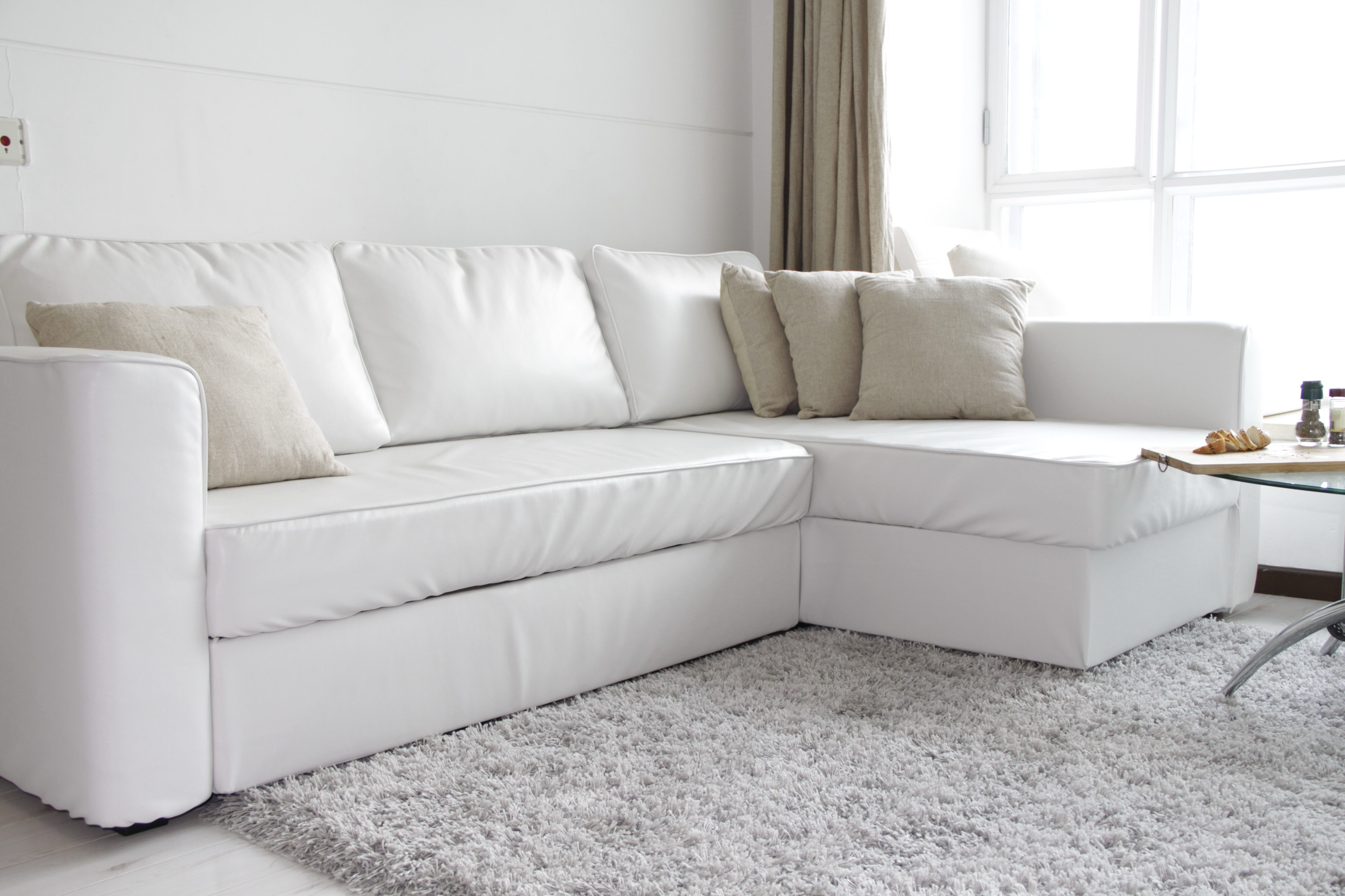 Manstad Snug Fit Modena White