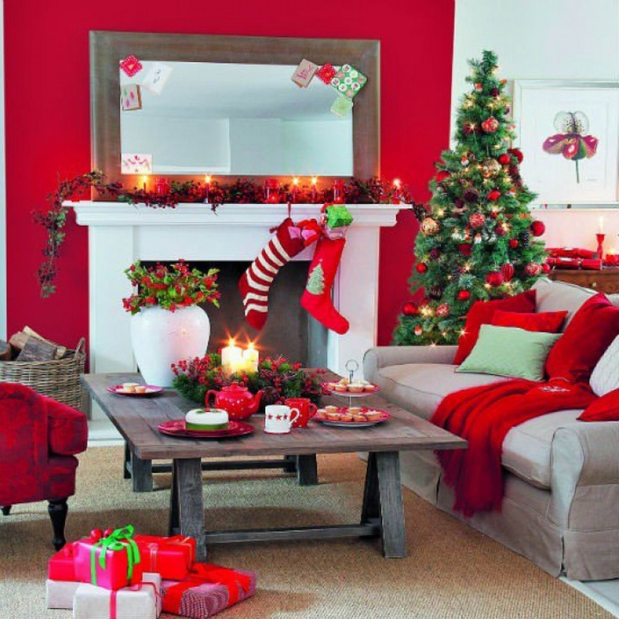 30 Christmas D 233 Cor Ideas You Need For Your Living Space
