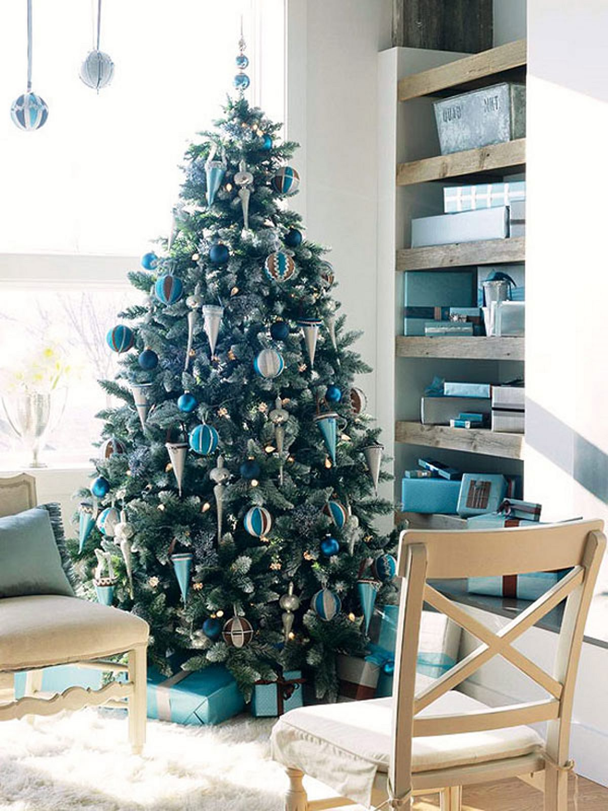 30 christmas d cor ideas you need for your living space - Creative lamp designs to brighten up your living space ...