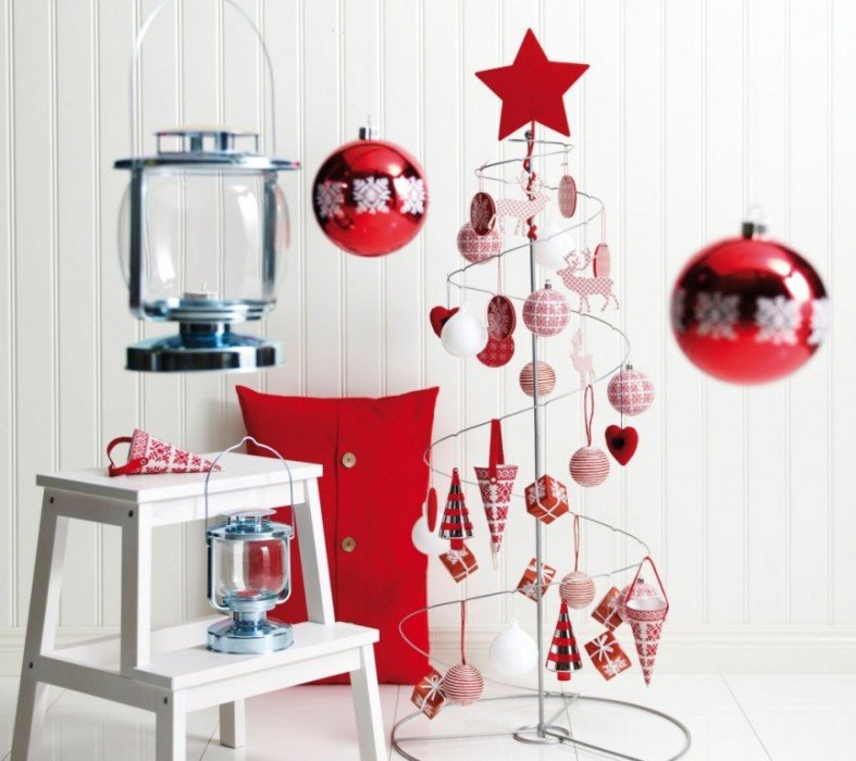 Who says you only need one tree? Put this in your nursery or child's room to share the joy