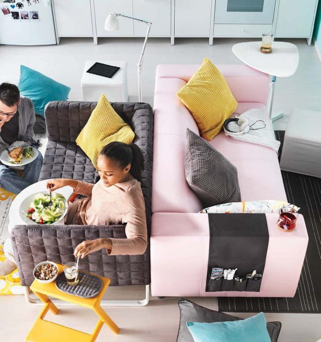 Our Favourite Style Inspirations From The Ikea 2016 Catalog