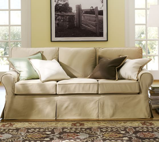 Pottery Barn Furniture Complaints: Pottery Barn Sofa Covers Does The Ikea Rp Slipcover Fit
