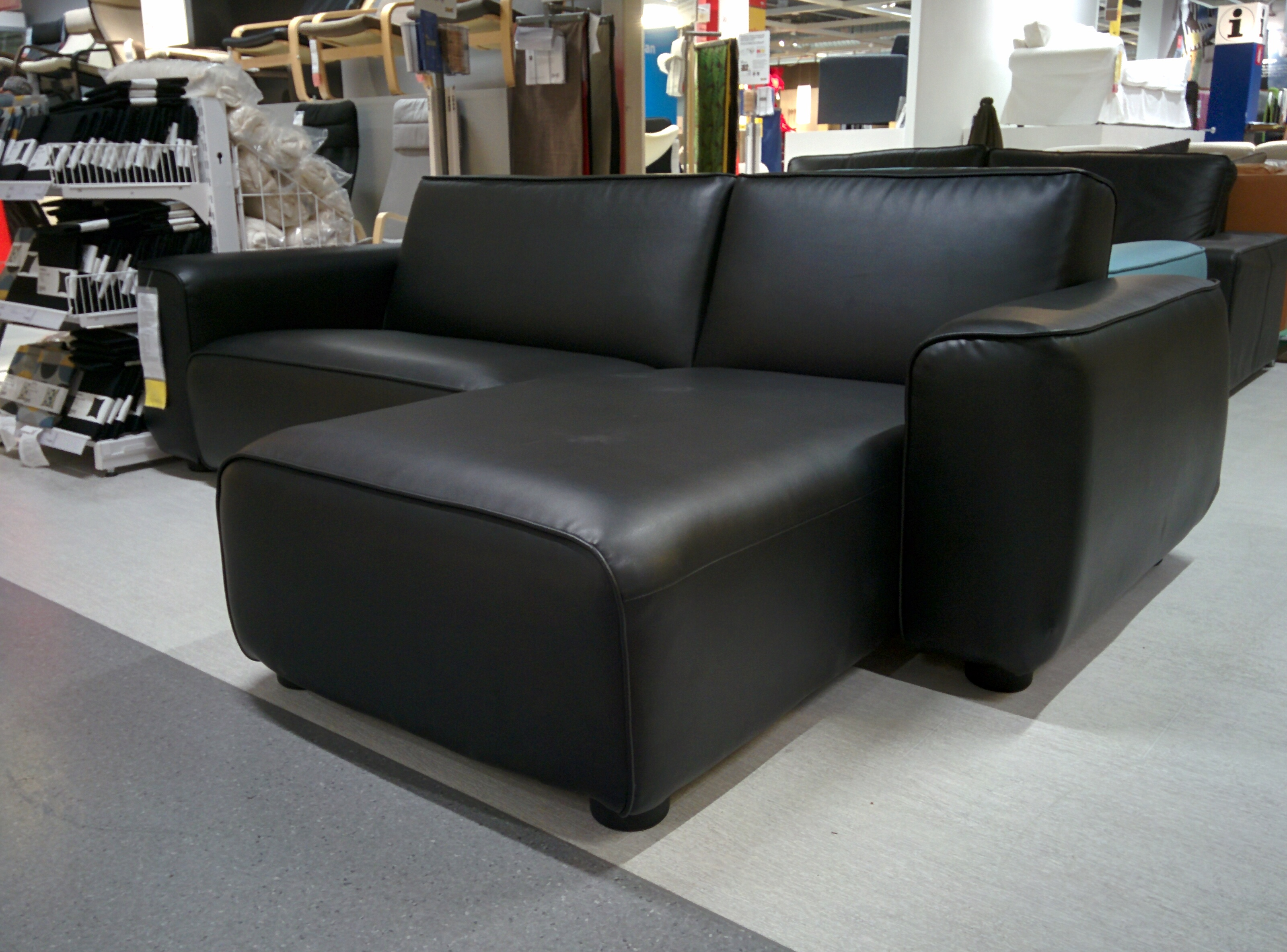 The dagarn ikea sofa review Loveseats with console