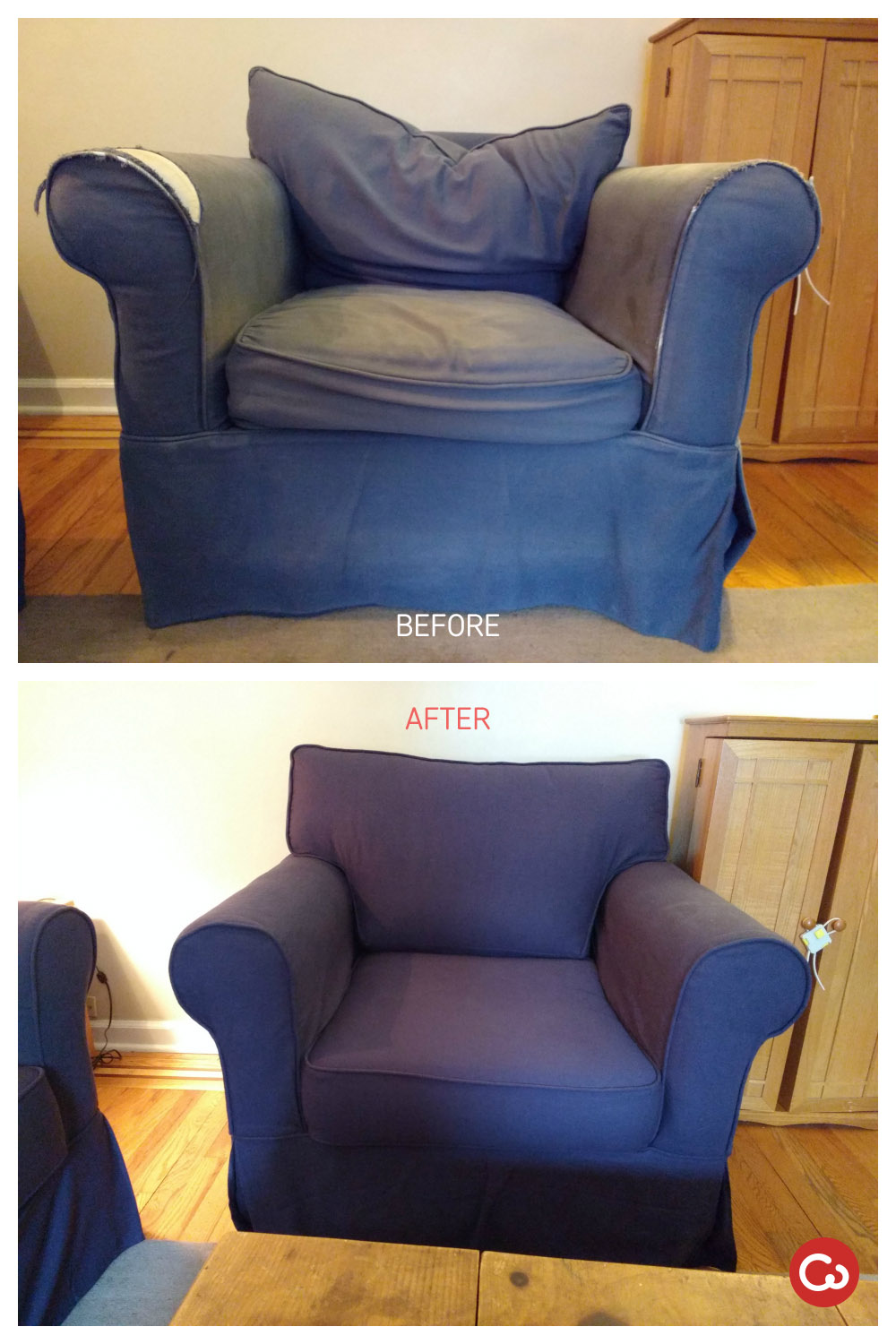 Extreme Comfort Makeover Time With Comfort Works