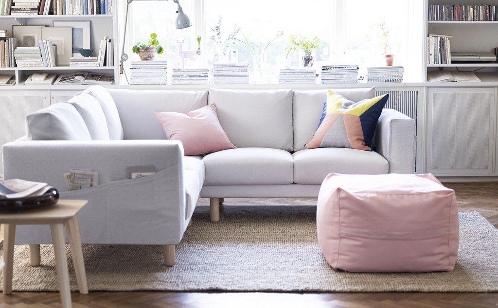 Opinión y comentarios sobre el sofá IKEA Norsborg
