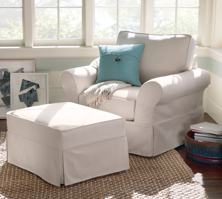 Pb Basic Sofa Slipcover Ebay: Pottery Barn PB Basic Vs PB Comfort