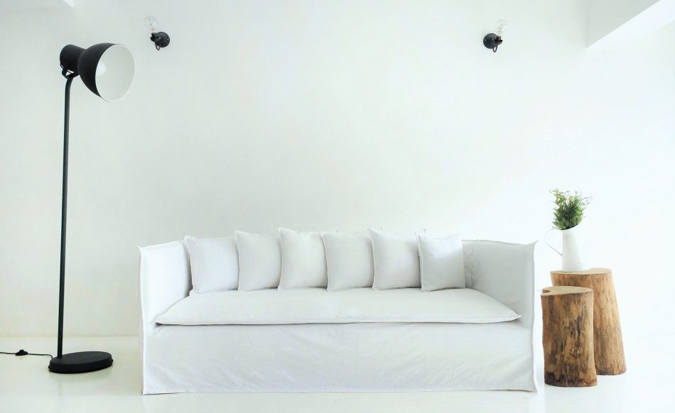 IKEA Soderhamn Given Ghost Sofa Hack by Comfort Works with Custom Sofa Covers