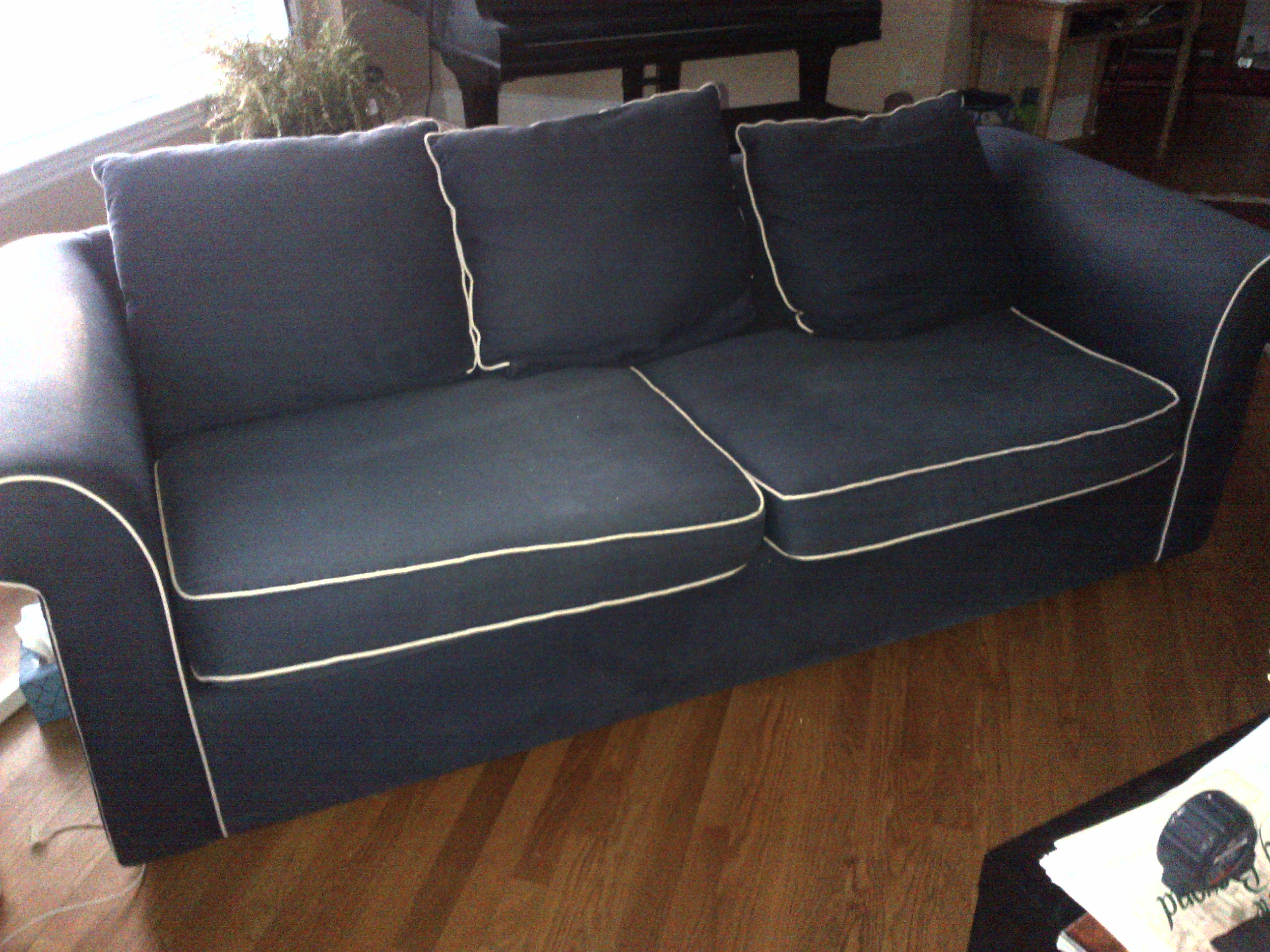 Discontinued IKEA Varnamo Sofa The Ektorp Predecessor