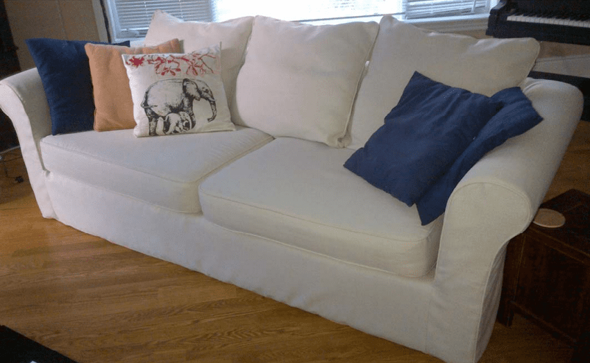 Discontinued IKEA Varnamo Sofa - The Ektorp Predecessor?