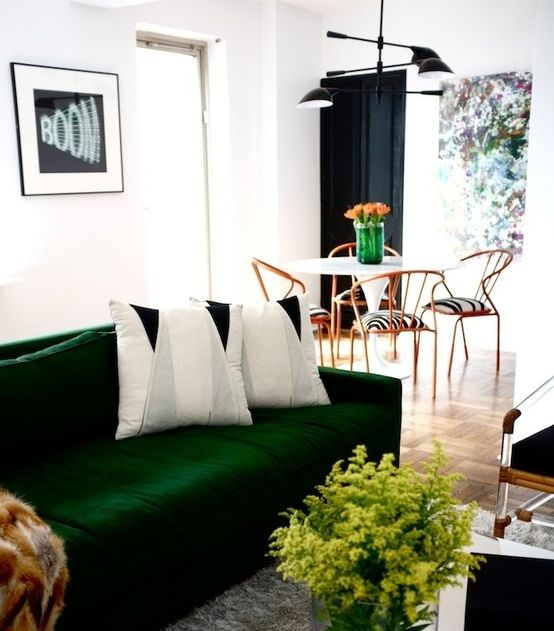 green-velvet-sofa-cover-slipcover-fresh-contemporary-2
