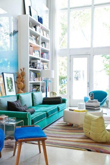 turquoise-velvet-sofa-cover-slipcover-contrast
