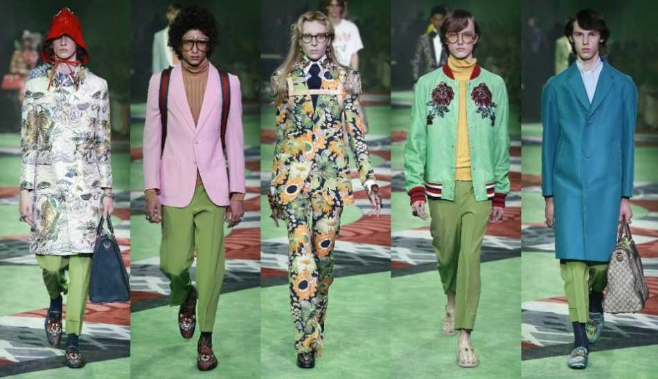 Gucci Spring/Summer 2017 show