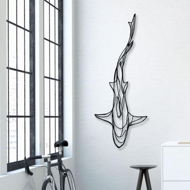 minimalist-shark
