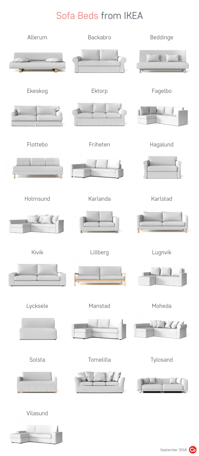 old and discontinued ikea sofa bed covers