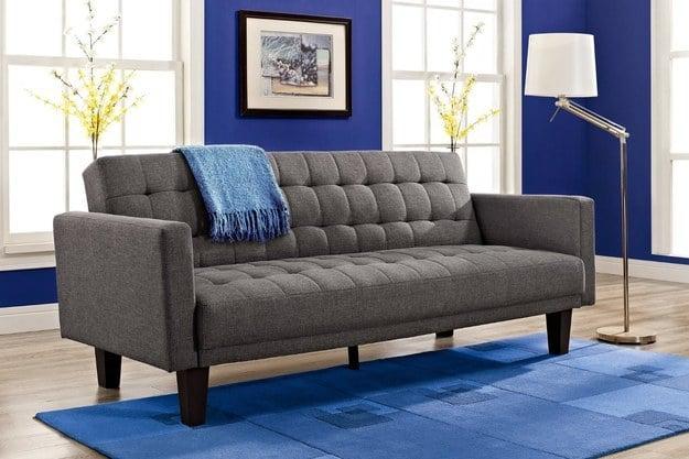 Tufted Sleeper sofa from Amazon @ $312