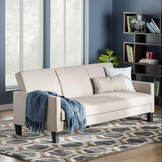 White Sofa from AllModern @ $318