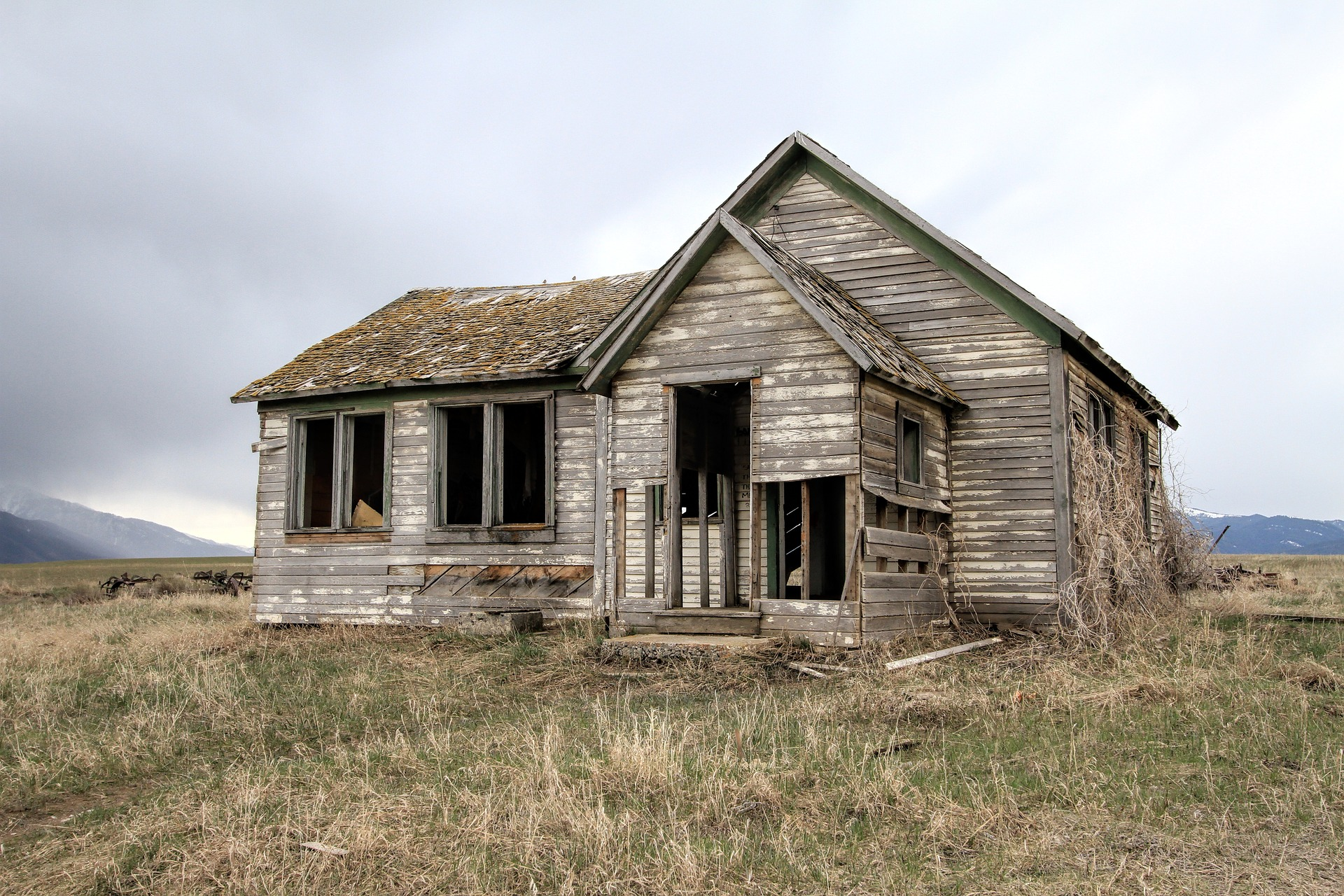 Would you renovate, or abandon?