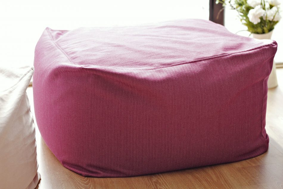 You Could Change Up Your Look And Feel Of The Bean Bag With Some Custom Muji Beads Sofa Covers From Us