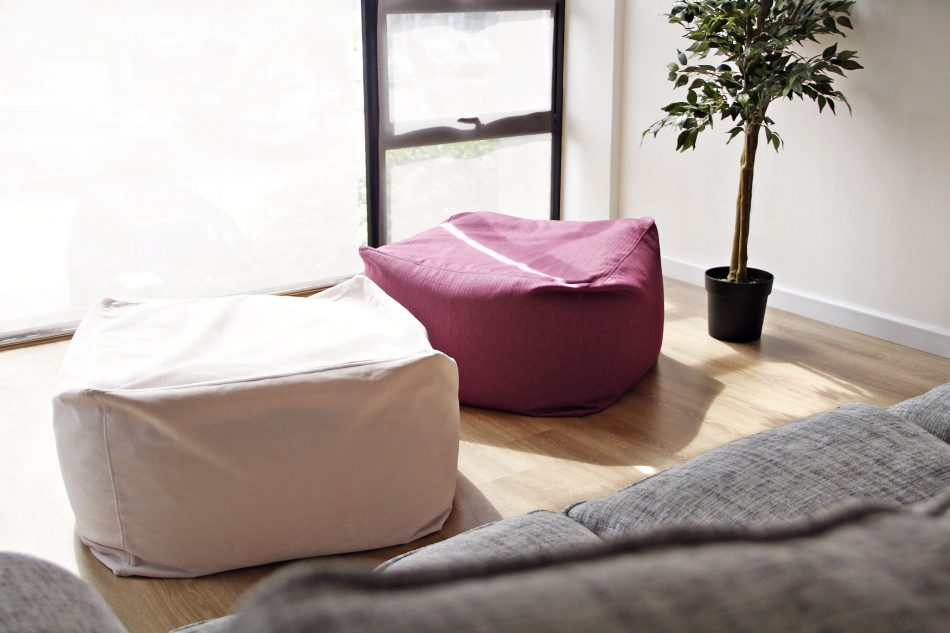 A Stylish And Comfortable Bean Bag From Muji Perfect For Lounging Around After Dinner Or Watching The Footy Durability May Be An Issue