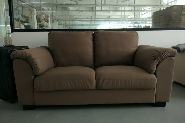 Tidafors Sofa Before the Hack
